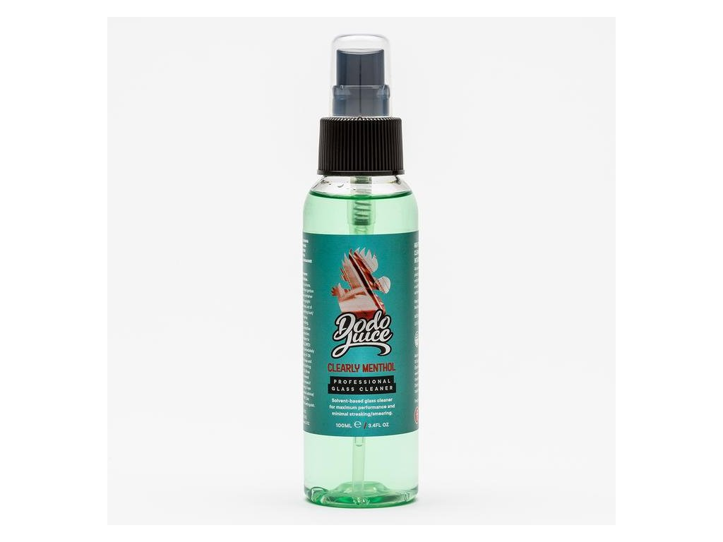 dodo juice clearly menthol 100ml