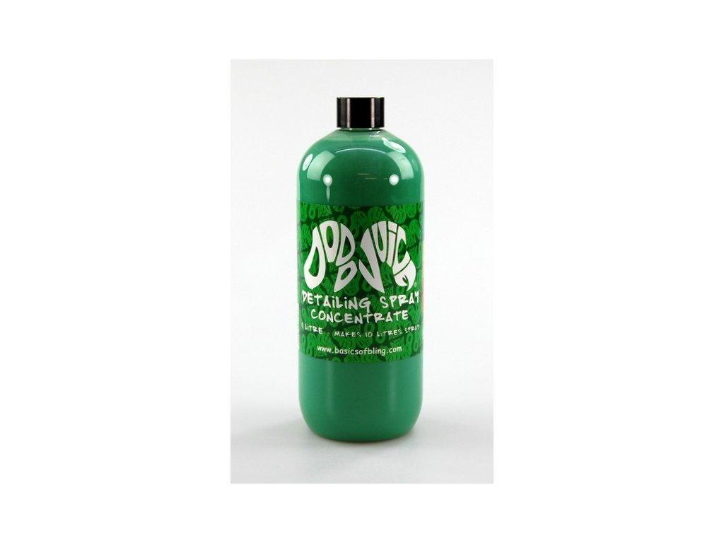 Dodo Juice Basics of Bling Detailing Spray Refill Concentrate 1L detailer koncentrát