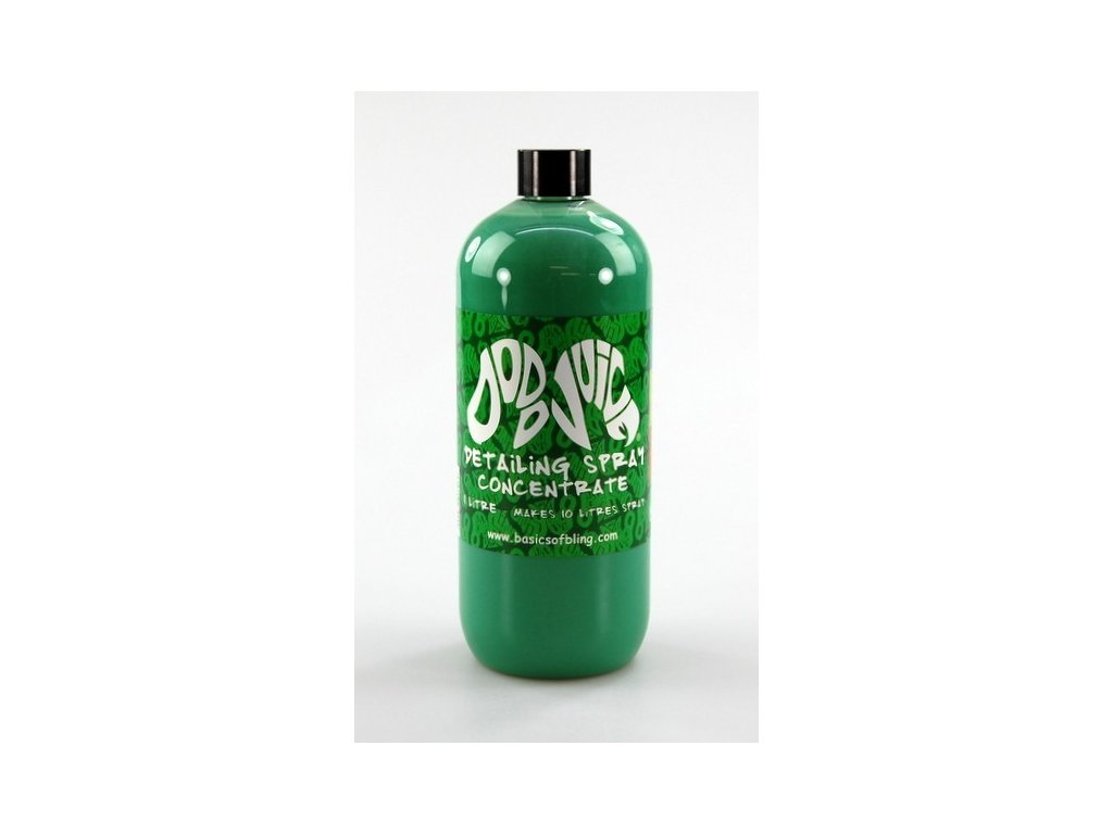 Dodo Juice Basics of Bling Detailing Spray Refill Concentrate 1L detailer koncentrát