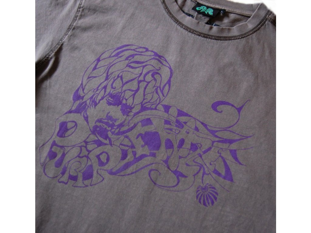 Dodo Juice Purple Haze surf art T-shirt tričko
