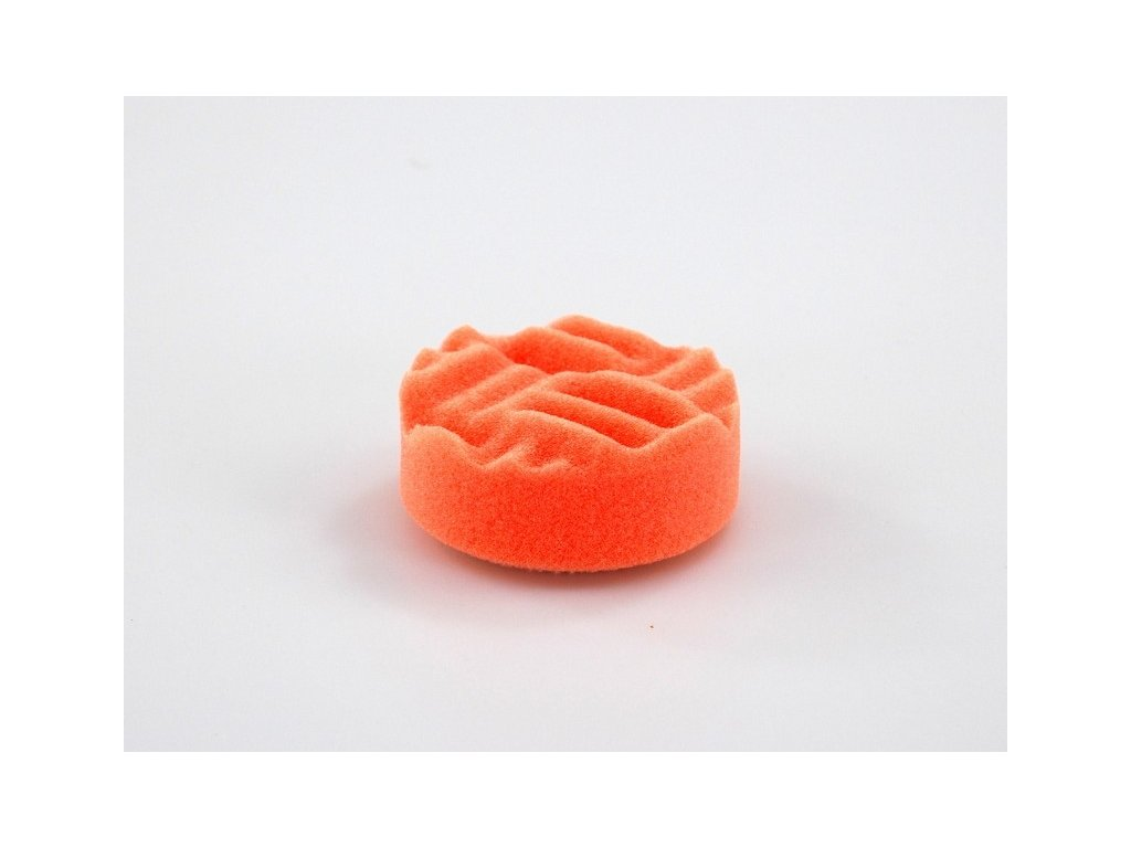 Dodo Juice Orange Fin Cutting Pad 80mm leštící kotouč