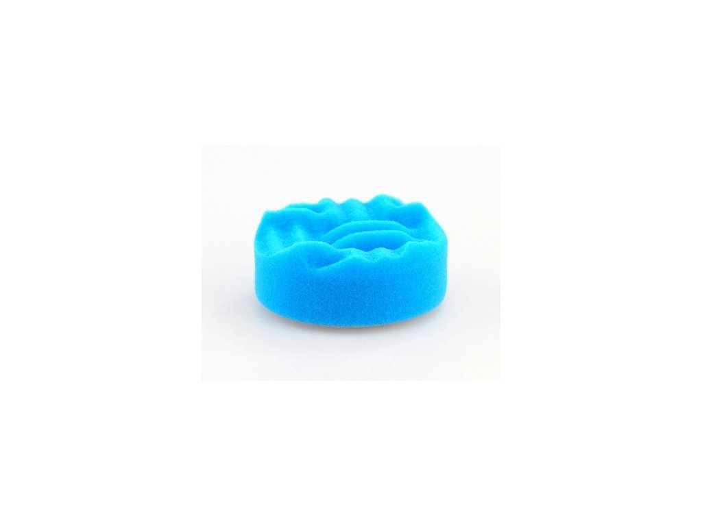 Dodo Juice Blue Fin Light Polishing Pad 80mm leštící kotouč