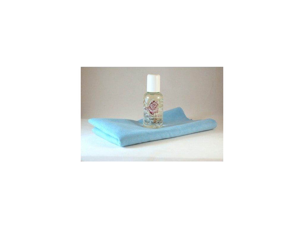 Dodo Juice Supernatural Satin Trim Sealant Kit 50ml nanopovlak na plasty matt