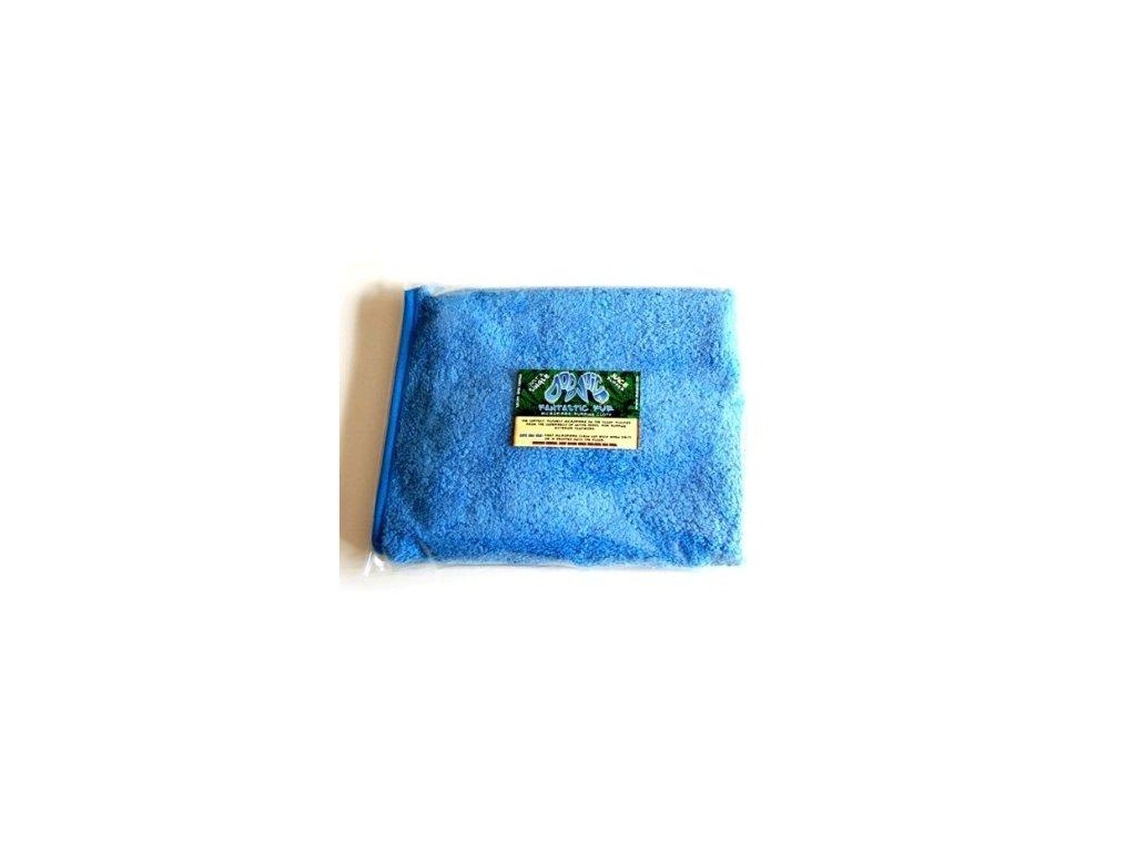 Dodo Juice Fantastic Fur Buffing Cloth 40x40cm leštící utěrka z mikrovlákna