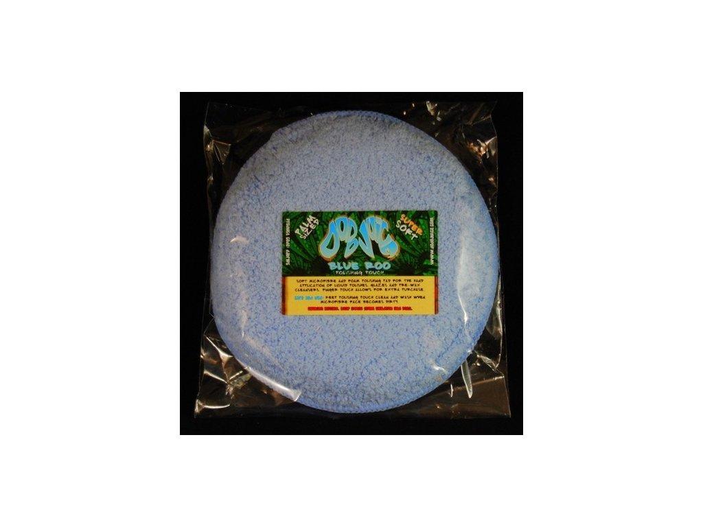 Dodo Juice Blue Roo Microfibre Applicator Pad aplikátor z mikrovlákna