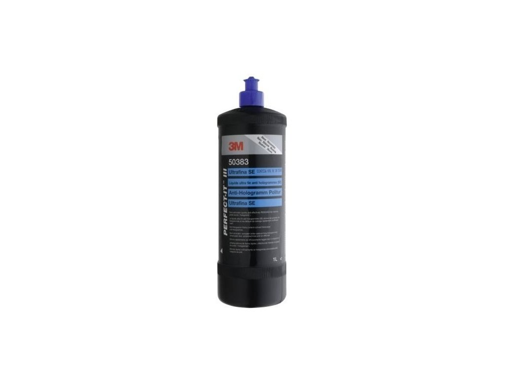 3M 50383 Car Care Perfect-it III Ultrafina SE Polish 1L jemná leštící pasta