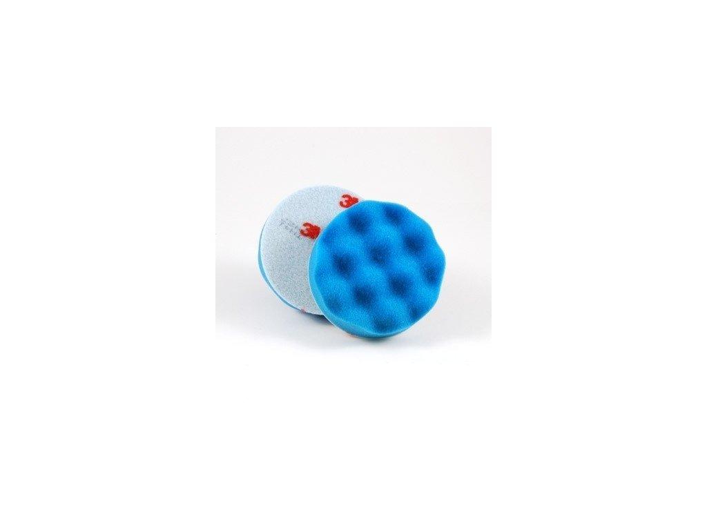 3M Car Care Blue High Gloss Polishing Pad 75mm leštící kotouč