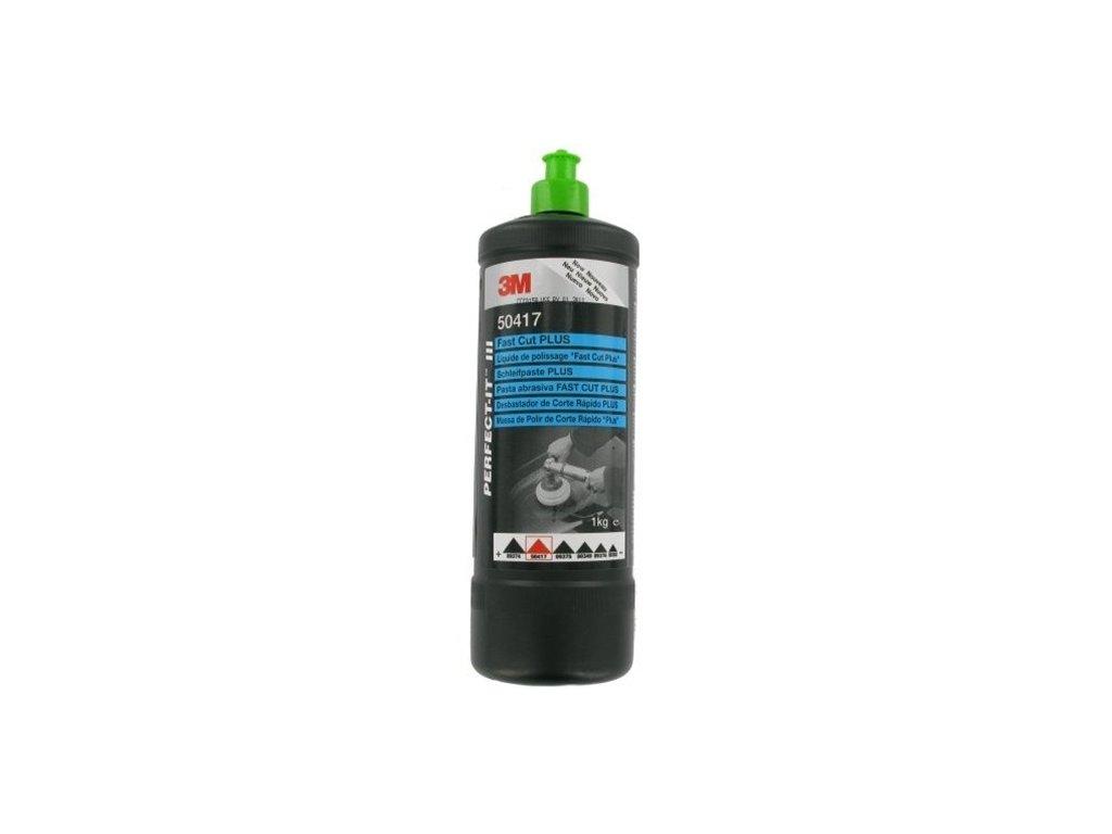 3M 50417 Car Care Perfect-it III Fast Cut Plus 1L silná leštící pasta