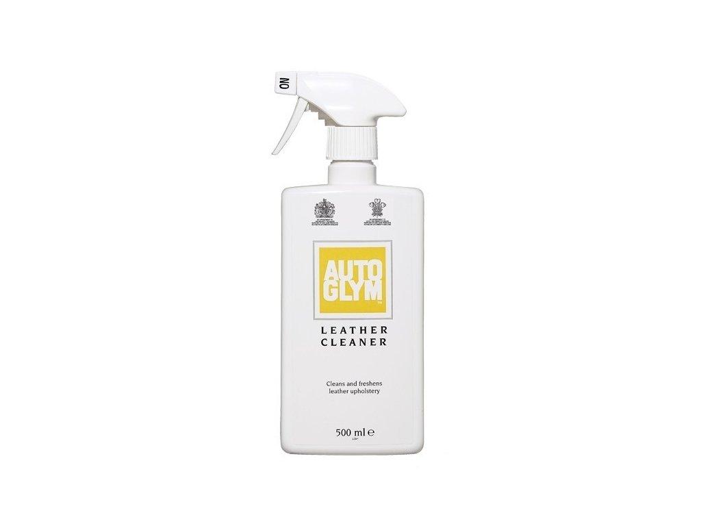 Autoglym Leather Cleaner 500ml čistič kůže