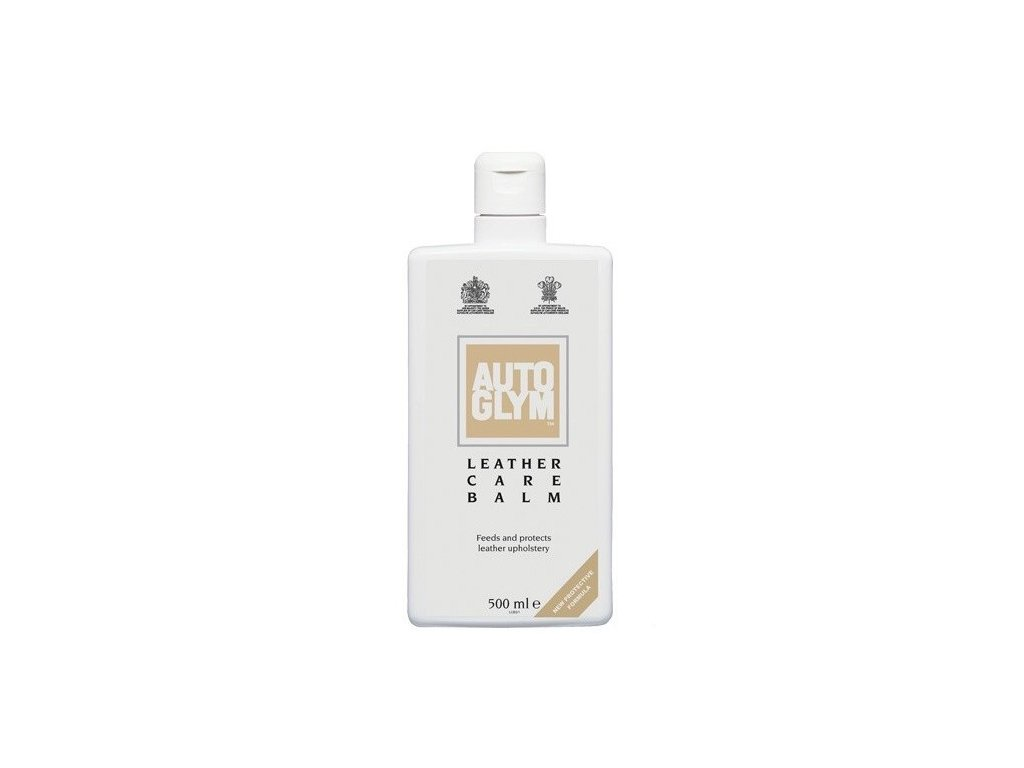 Autoglym Leather Care Balm 500ml balzám na kůži