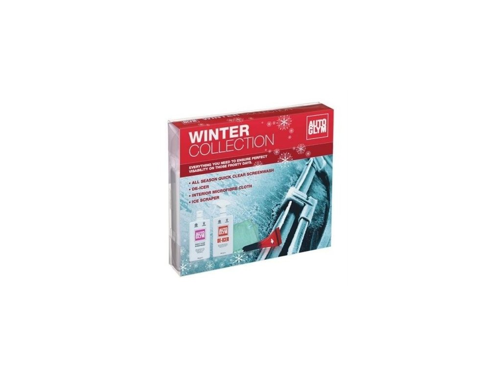 Autoglym Winter Collection Kit