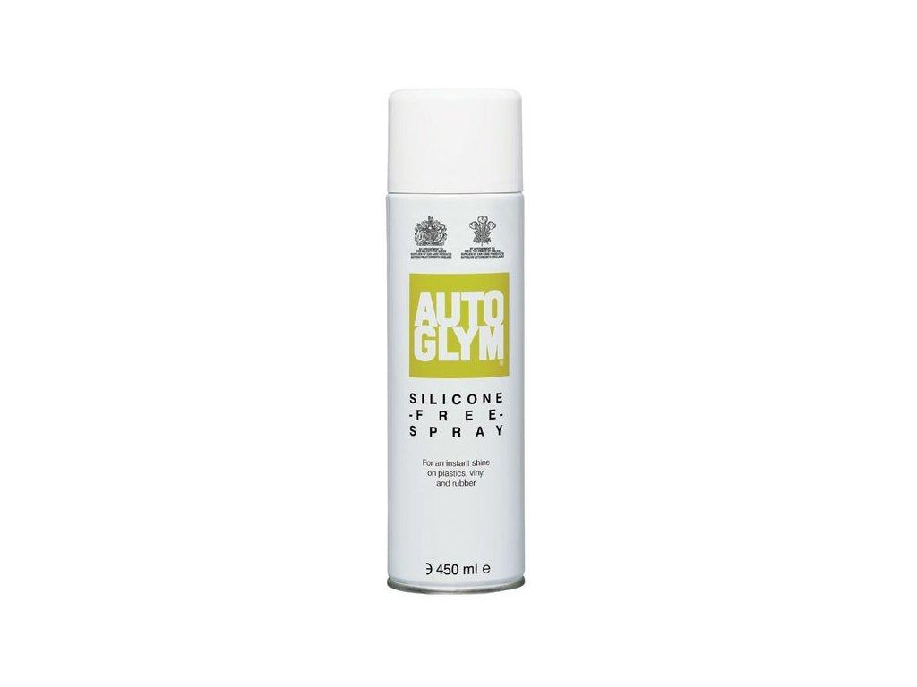Autoglym Silicone Free Spray 450ml sprej na plasty