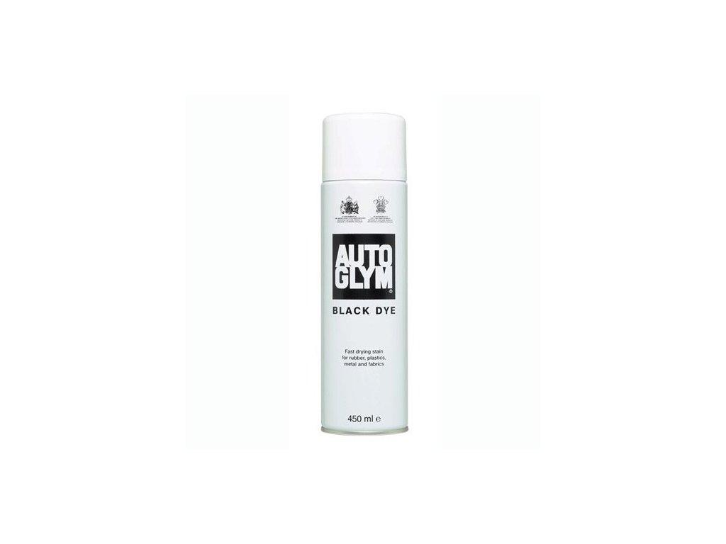 Autoglym Black Dye 450ml sprej na plasty