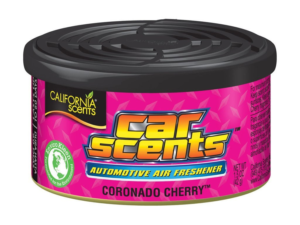 California Scents Coronado Cherry vůně do auta Višeň