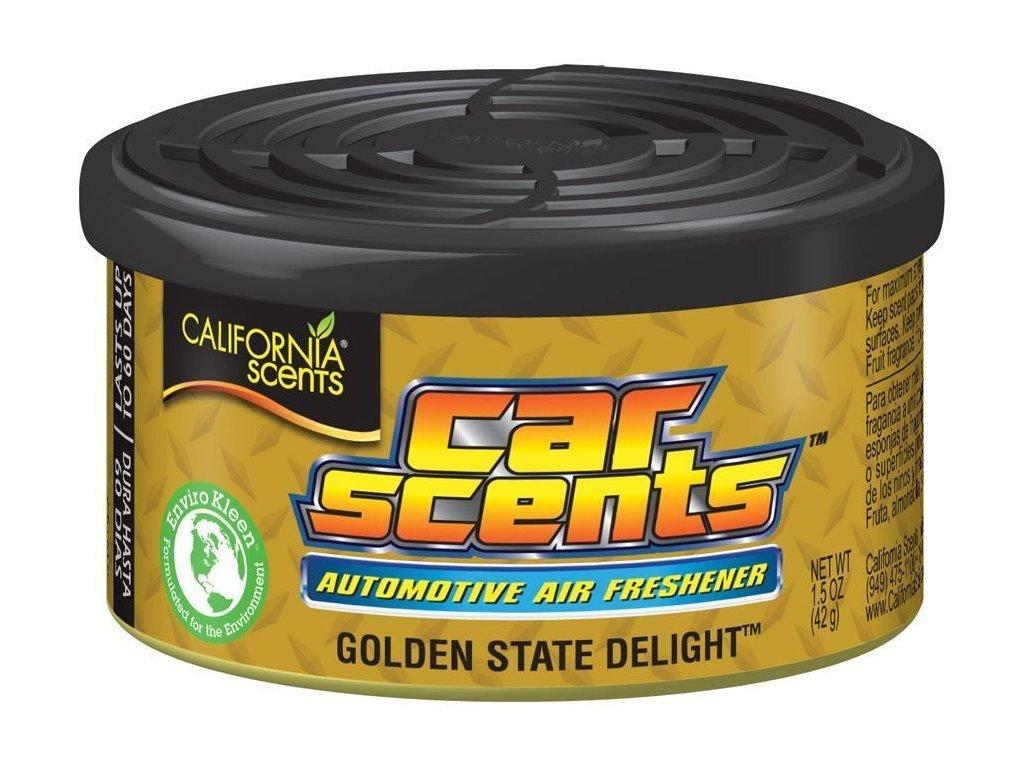 California Scents Golden State Delight vůně do auta Gumoví medvídci