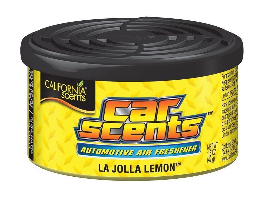California Scents La Jolla Lemon vůně do auta Citron