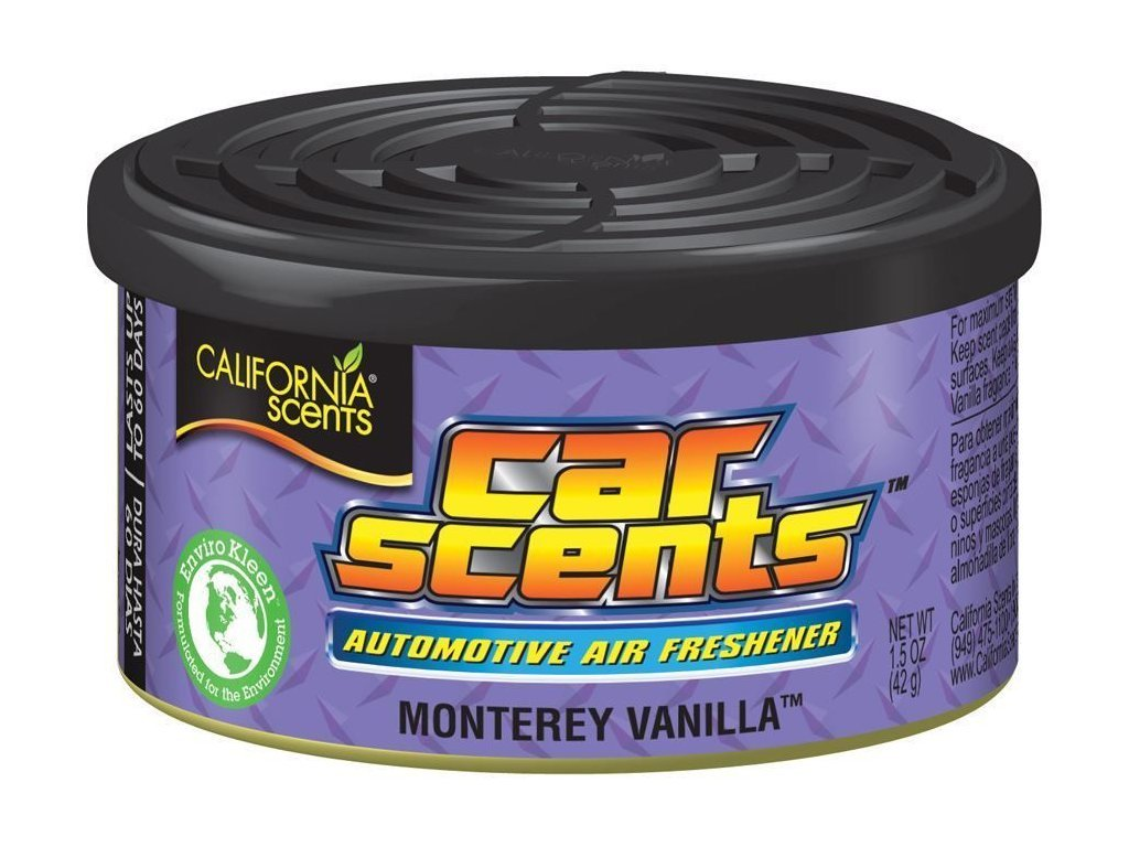 California Scents Monterey Vanilla - Vanilka