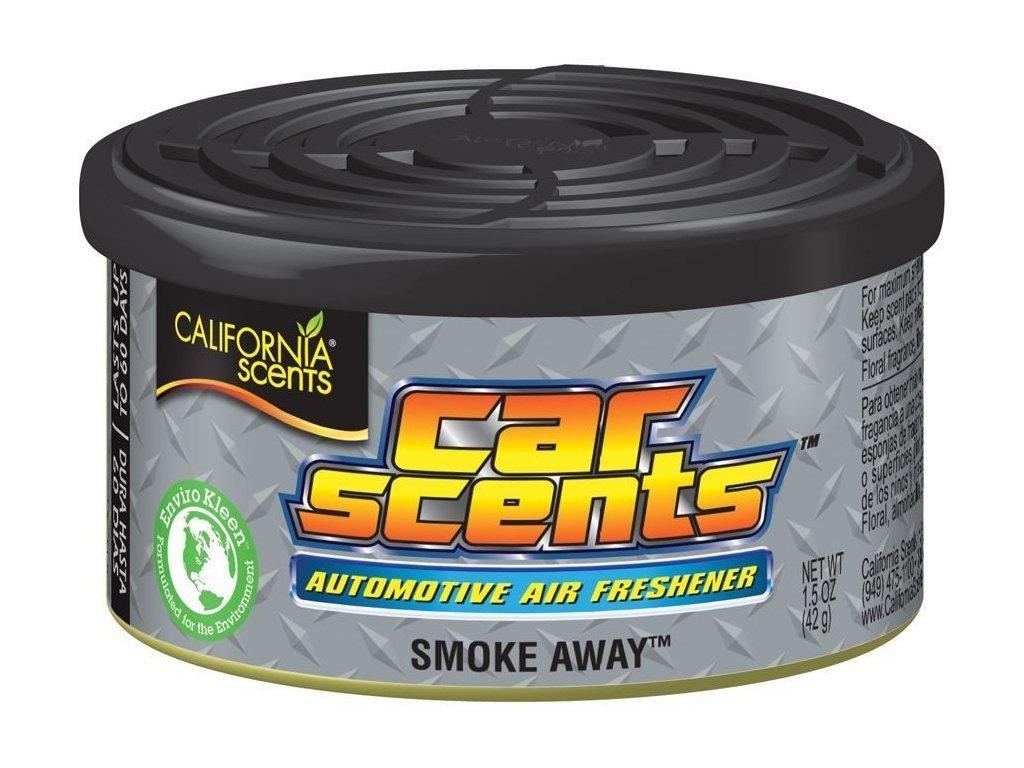 California Scents Smoke Away vůně do auta Anti tabák