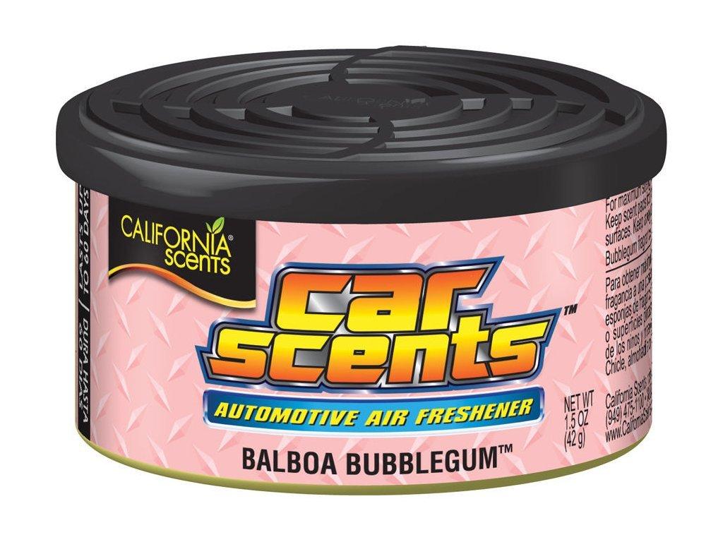 California Scents Balboa Bubblegum vůně do auta Žvýkačka