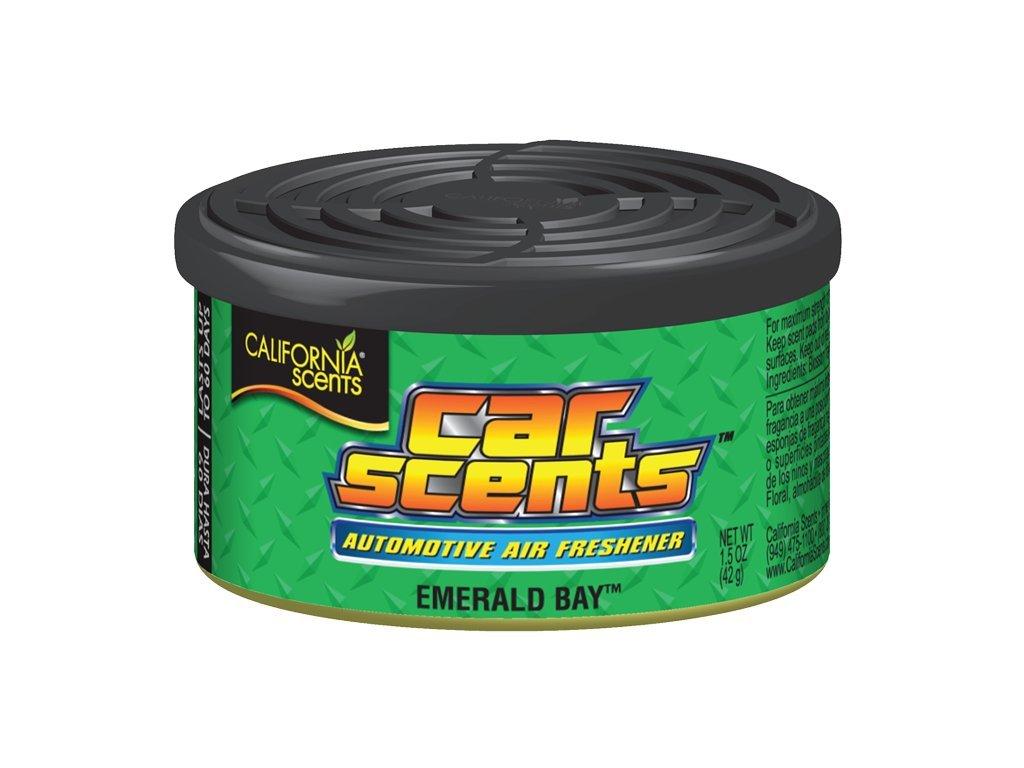 California Scents Emerald Bay vůně do auta Smaragdová zátoka