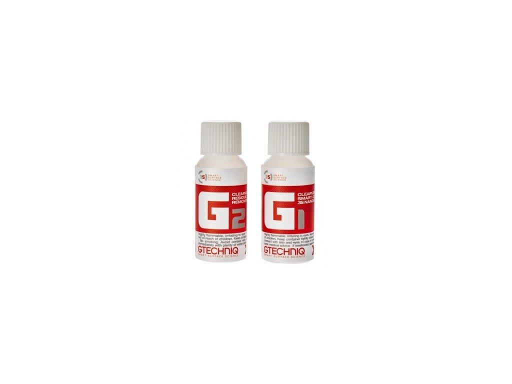 Gtechniq G1+G2 ClearVision Smart Glass 15ml nanopovlak na okna