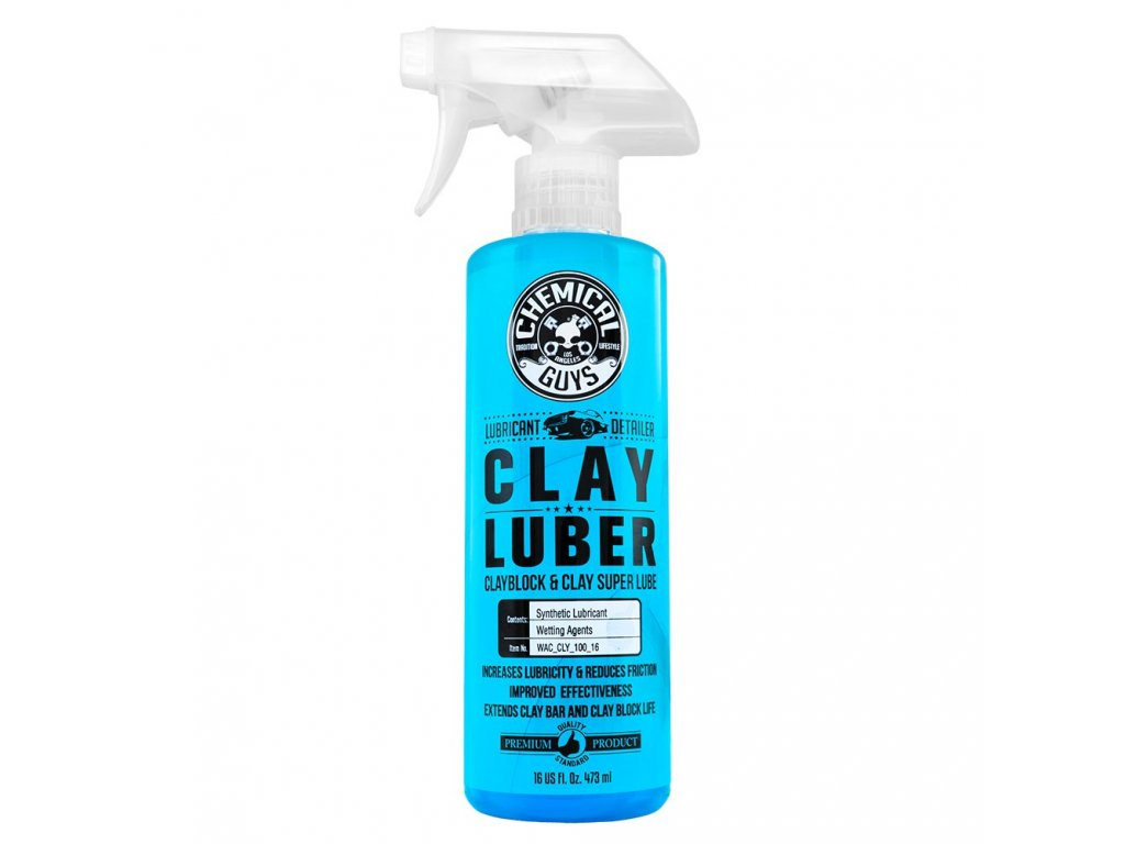 chemicalguys wac cly 100 16 chemical guys clay luber synthetic lubricant 473ml