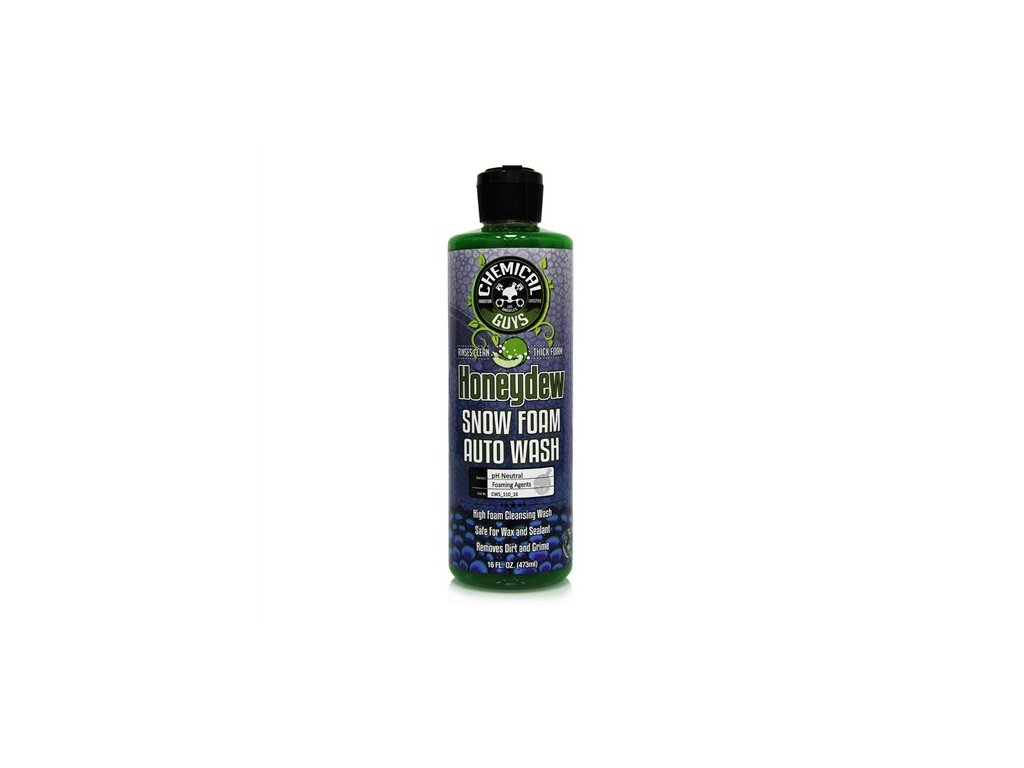 Chemical Guys Honeydew Snow Foam 476ml autošampon / aktivní pěna