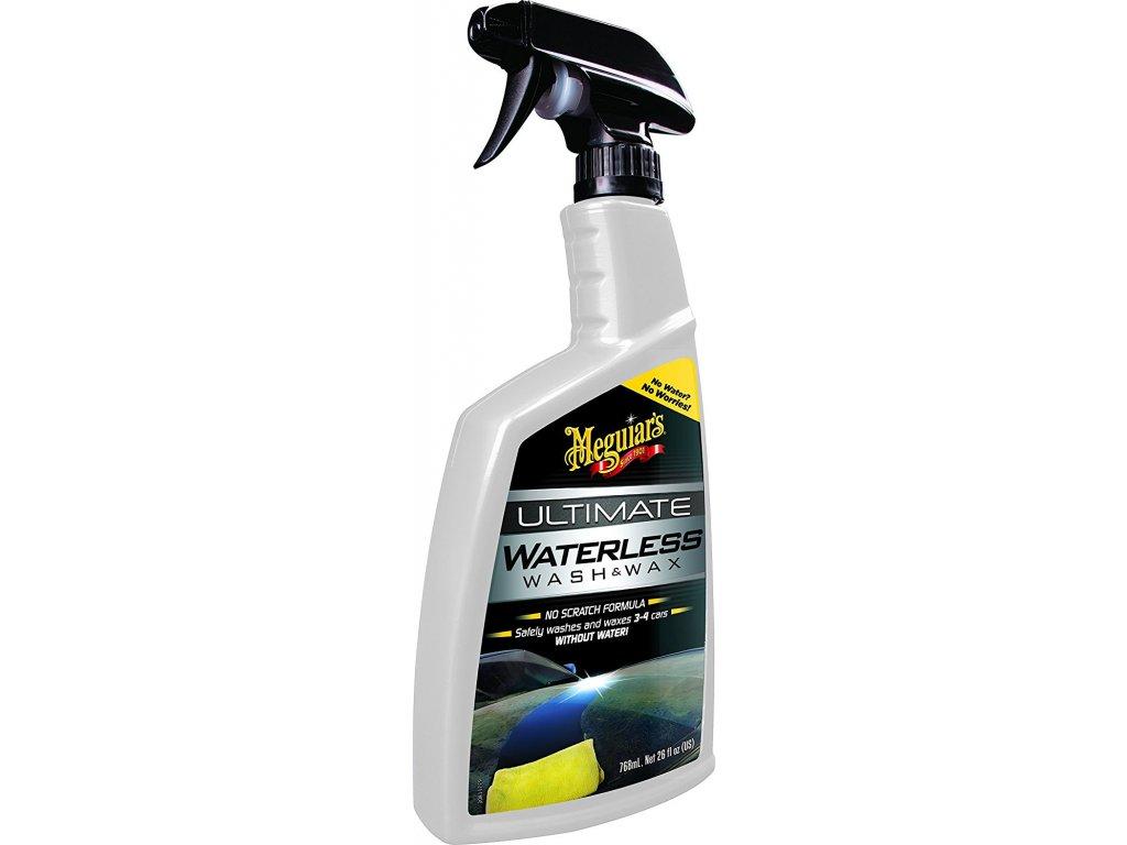 meguiars waterless wash wax