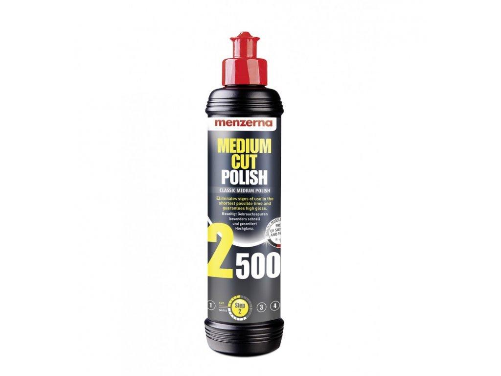 Menzerna Medium Cut Polish 2500 250ml středně silná leštící pasta