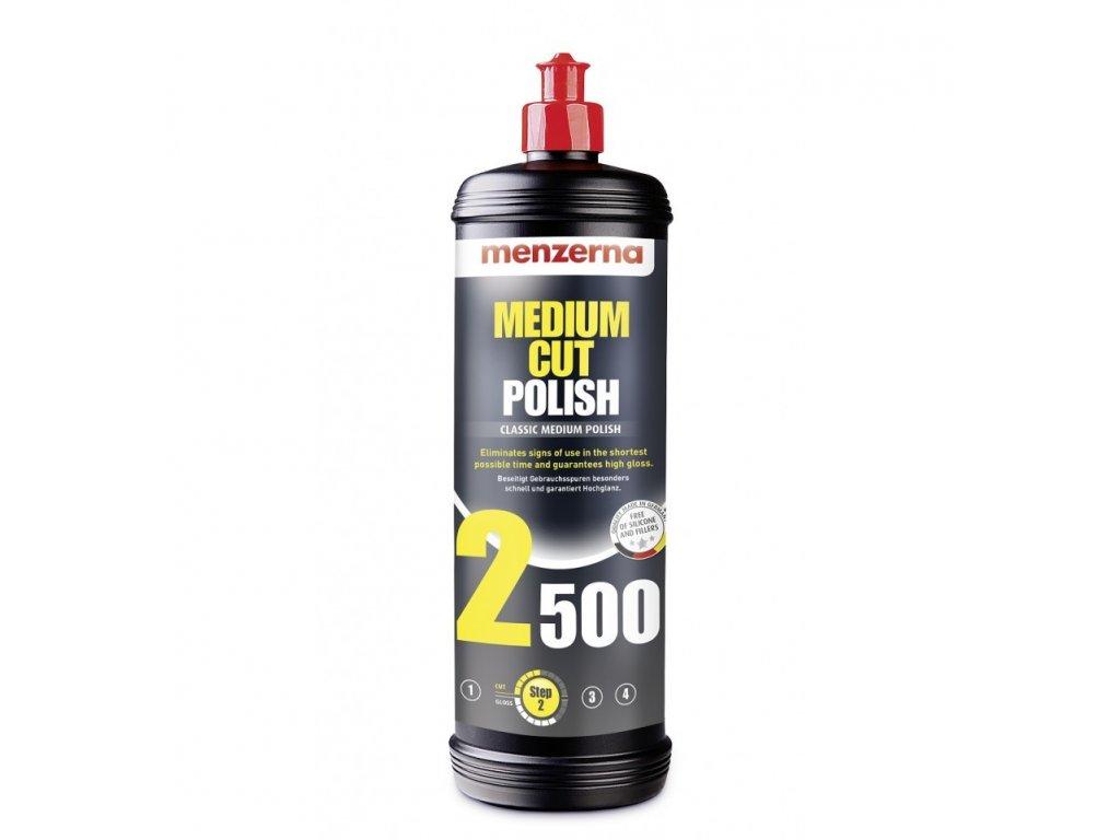 Menzerna Medium Cut Polish 2400/2500 1L středně silná leštící pasta