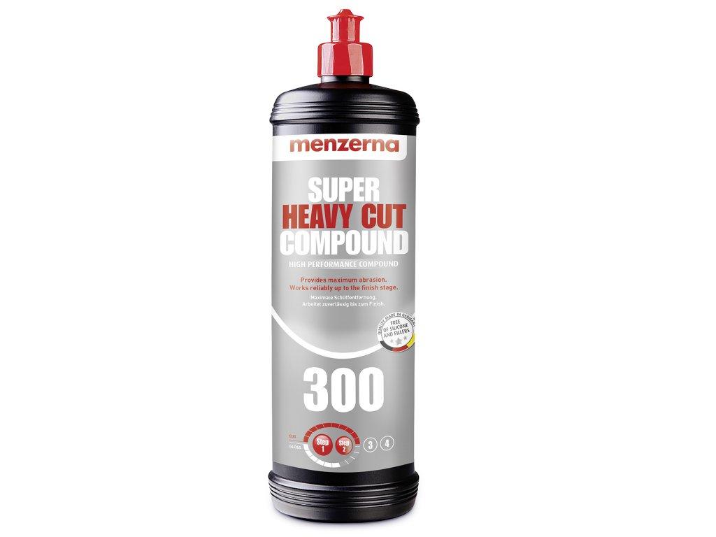 Menzerna Super Heavy Cut Compound 300 1L silná leštící pasta