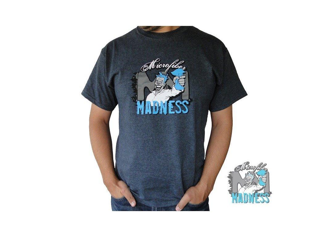 "Microfiber Madness Styles Tee ""Logo"" tričko"