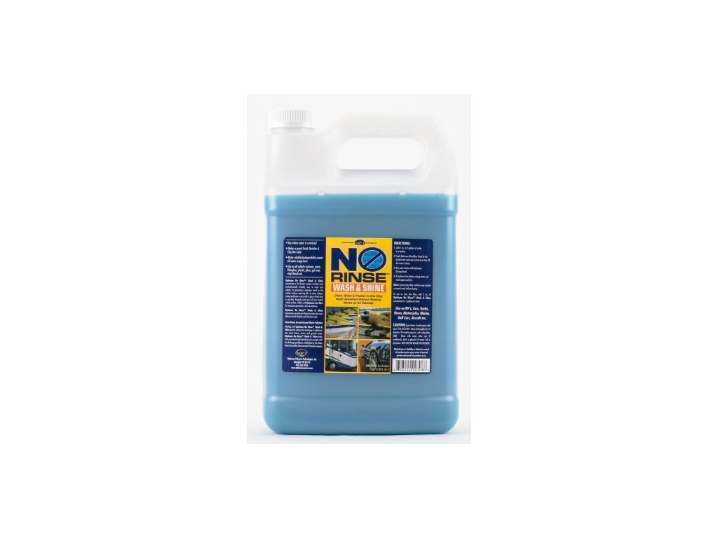 Optimum No Rinse 3,78L autošampon