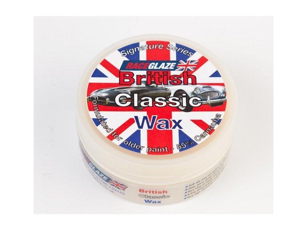 Raceglaze British Classic Wax 230ml tvrdý vosk