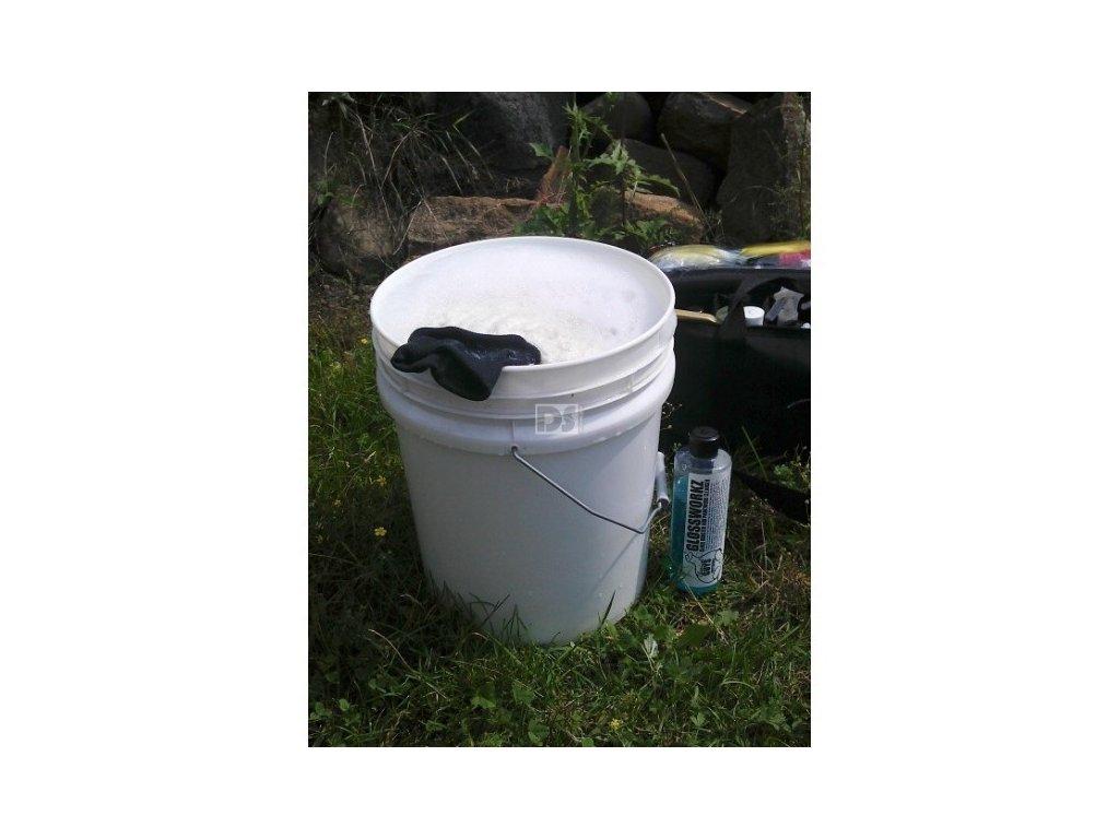 Detailingový mycí kýbl 20L