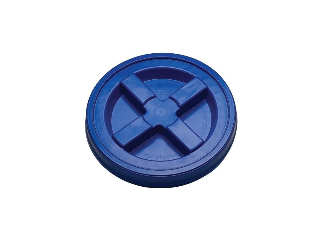 Gamma Seal vodotěsné šroubovací víko na kýbl