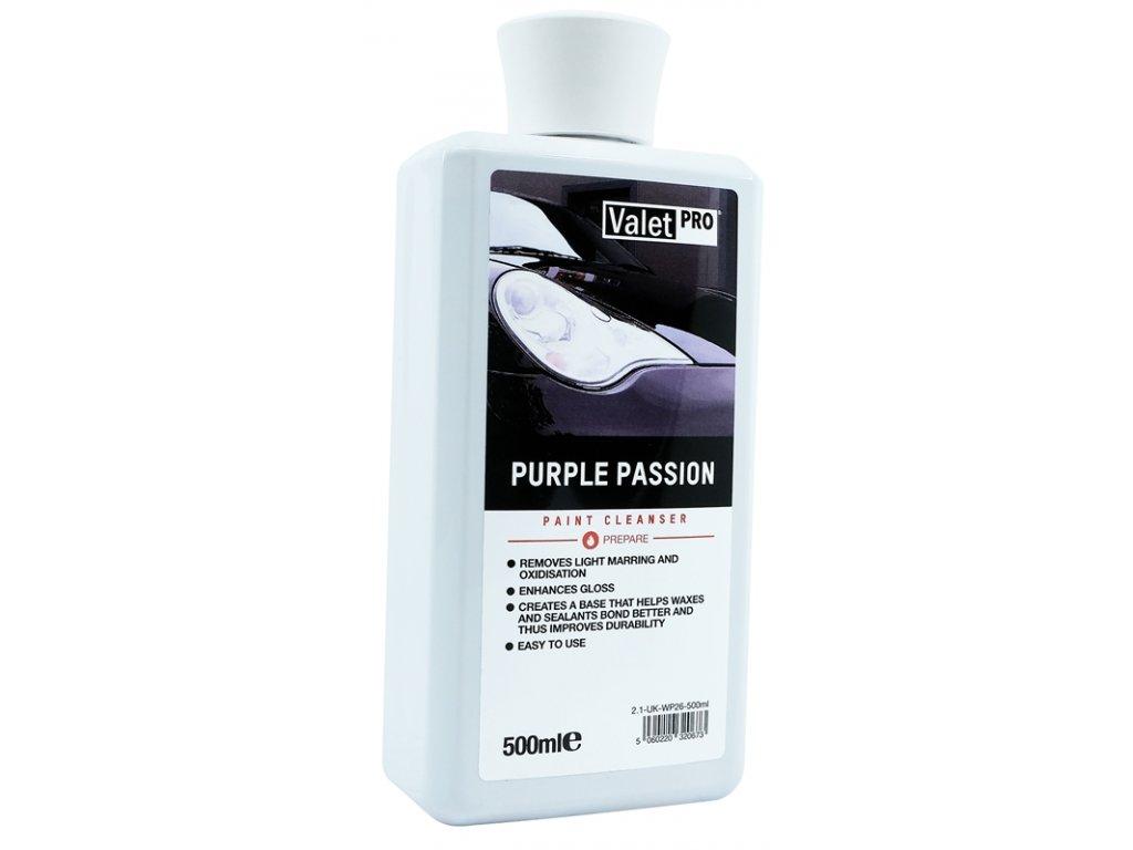 valetpro purple passion 500