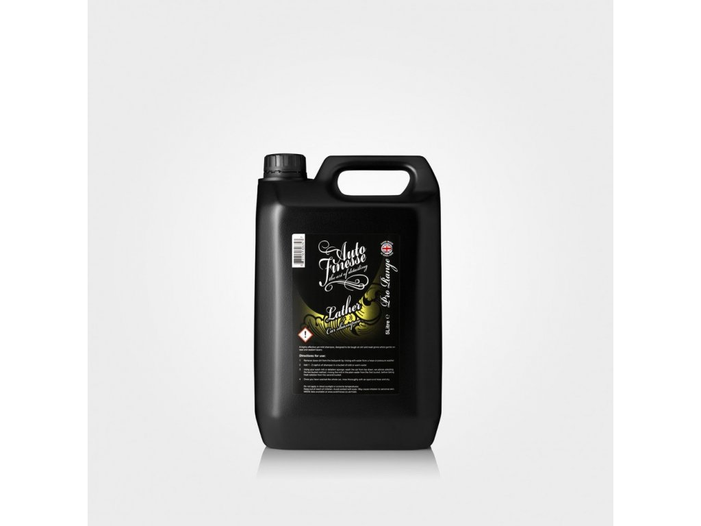 auto finesse lather 5l