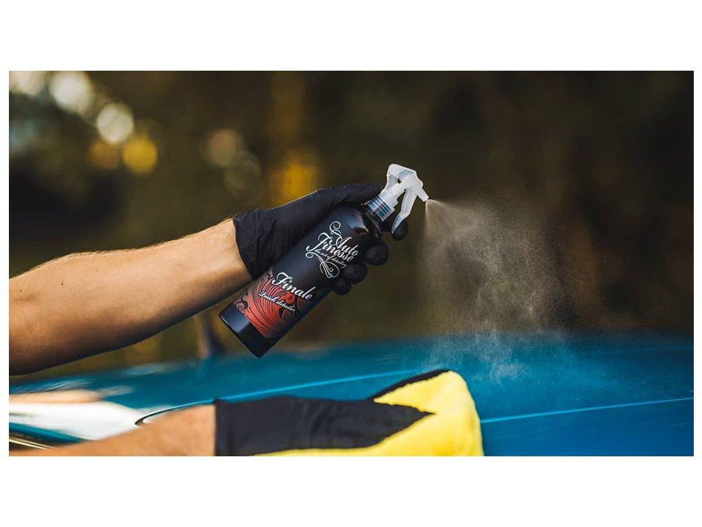 Auto Finesse Primo Plush Microfiber Towel 60x40cm mikrovláknový ručník