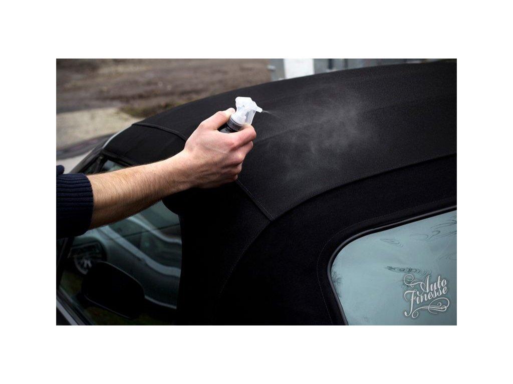 Auto Finesse Rag Top Hood Protector 500ml impregnace střech kabrioletů
