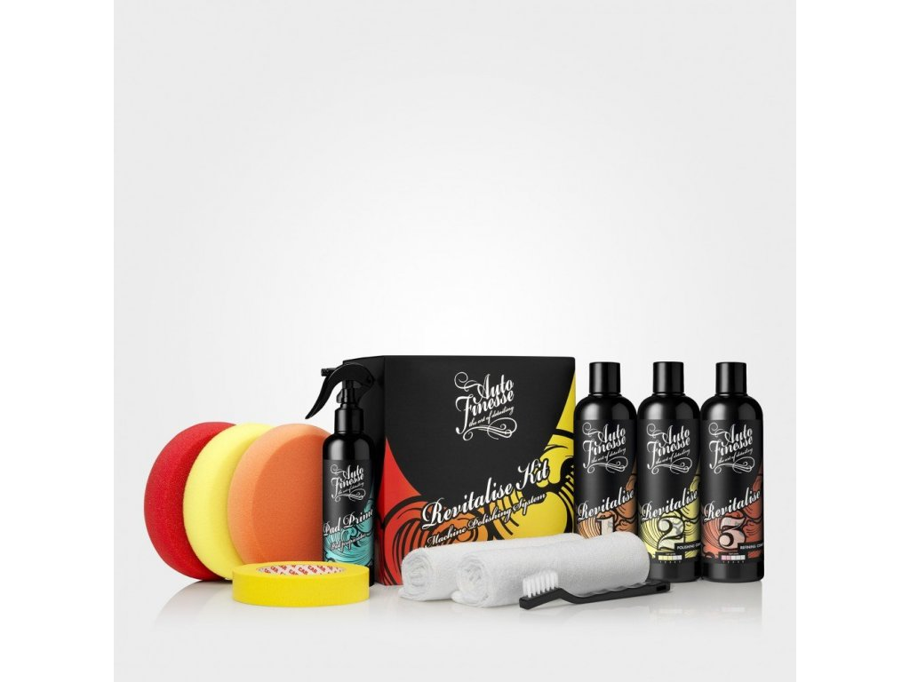 auto finesse revitalise system