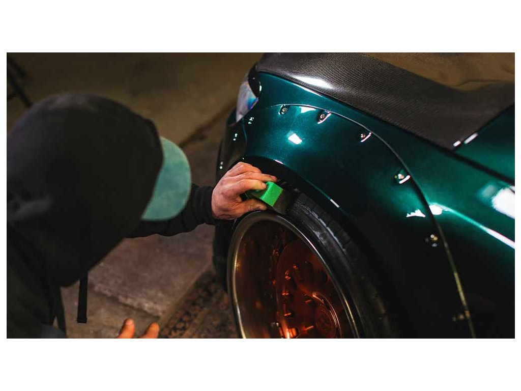 Auto Finesse Tyre & Trim Applicator pěnový aplikátor na pneu