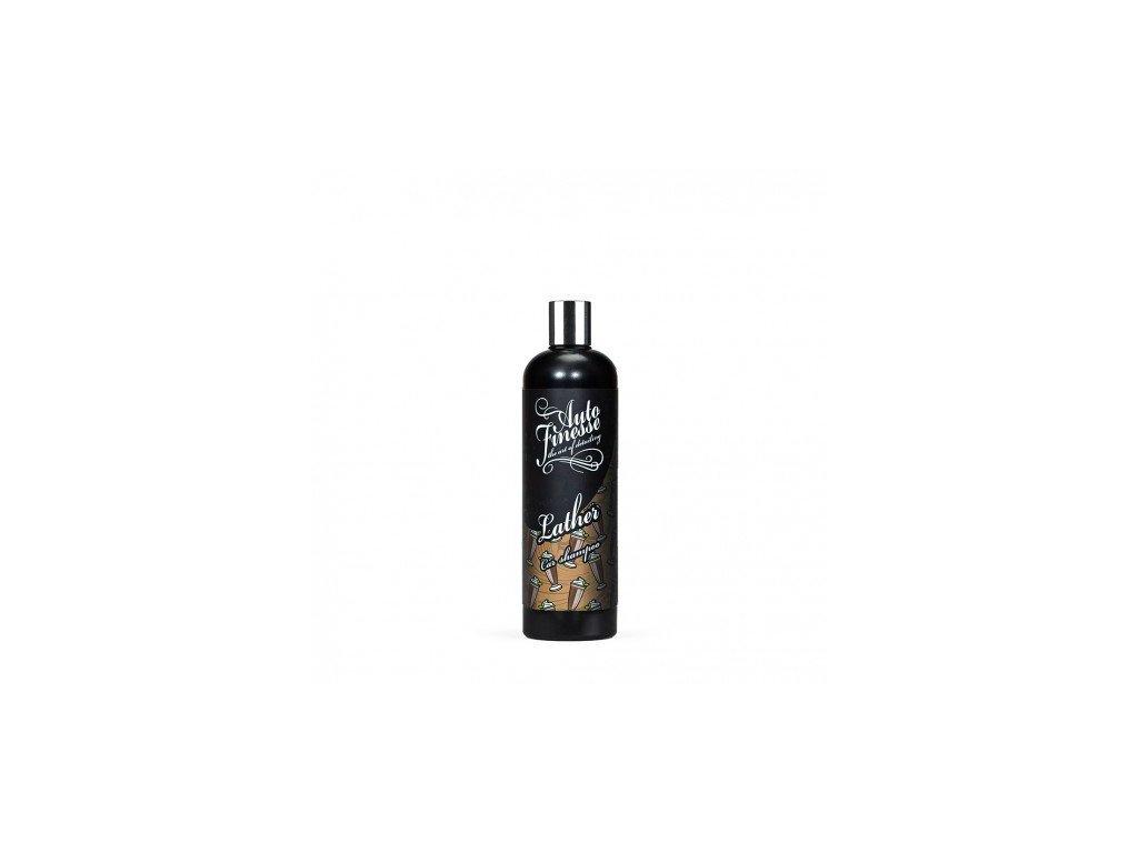 Auto Finesse Lather Chocolate pH Neutral Car Shampoo 500ml autošampon