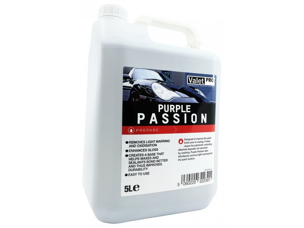 valetpro purple passion 5l