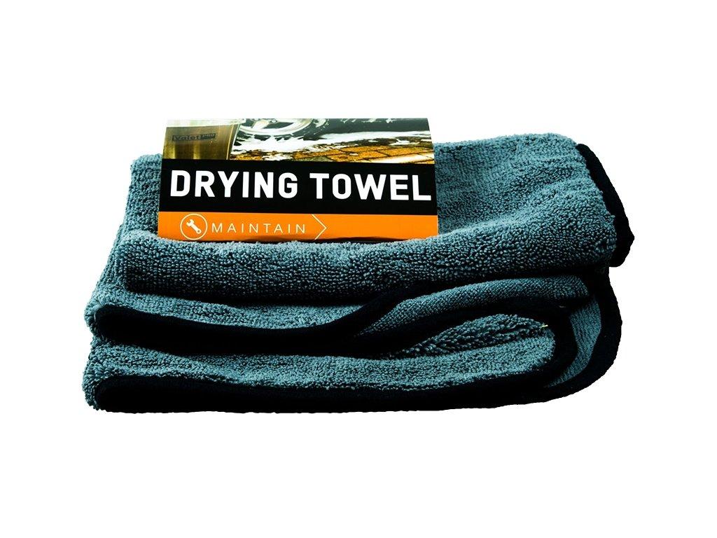 ValetPro Drying Towel Grey 50x80cm sušící ručník