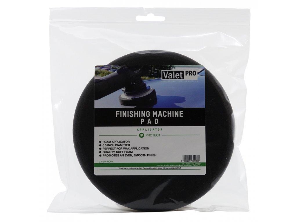valetpro finishing machine pad