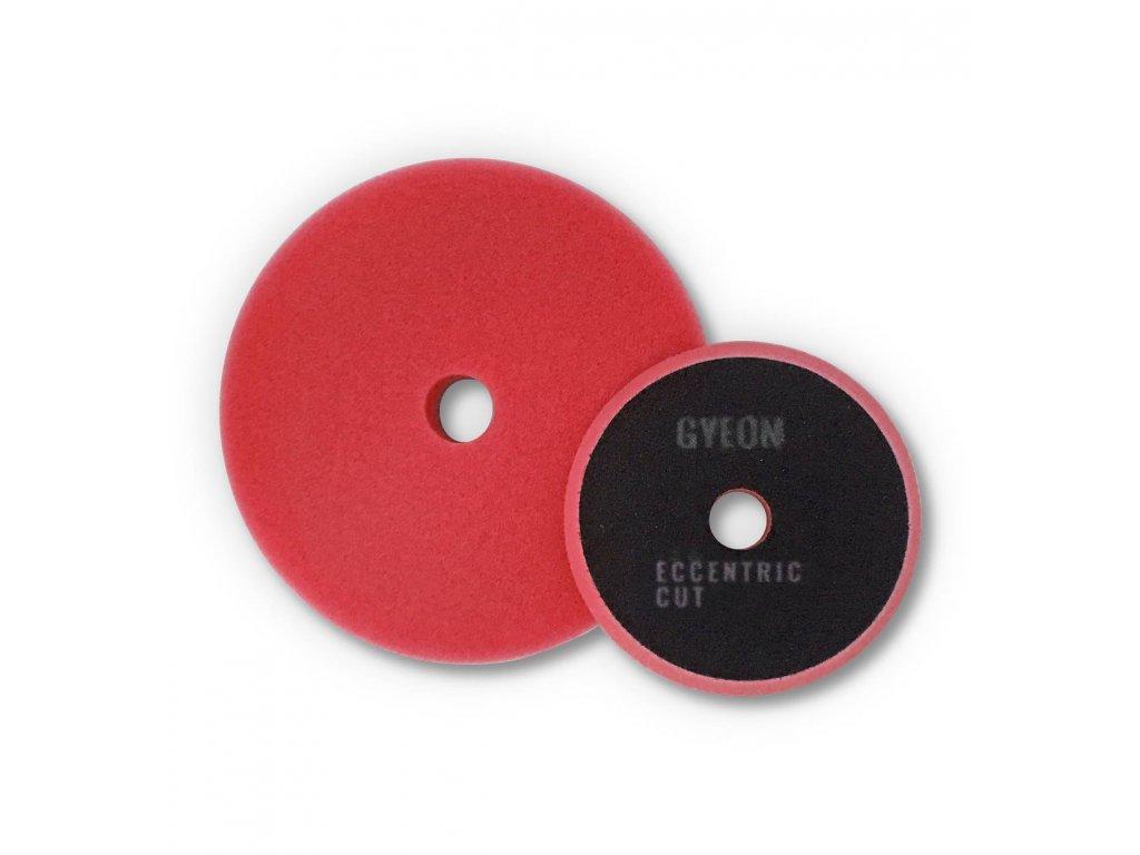 q2m cut eccentric pad