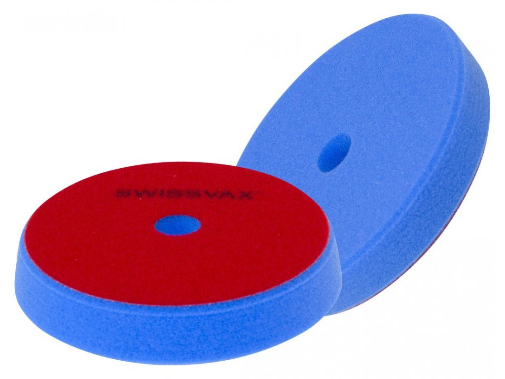 swissvax polishing pad blue