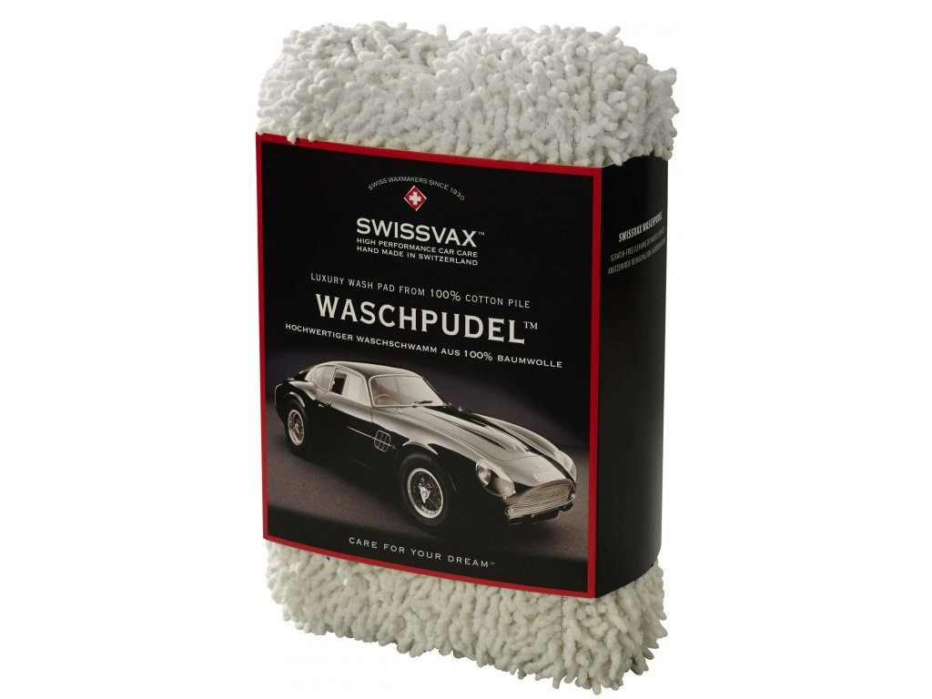 swissvax waschpudel regular