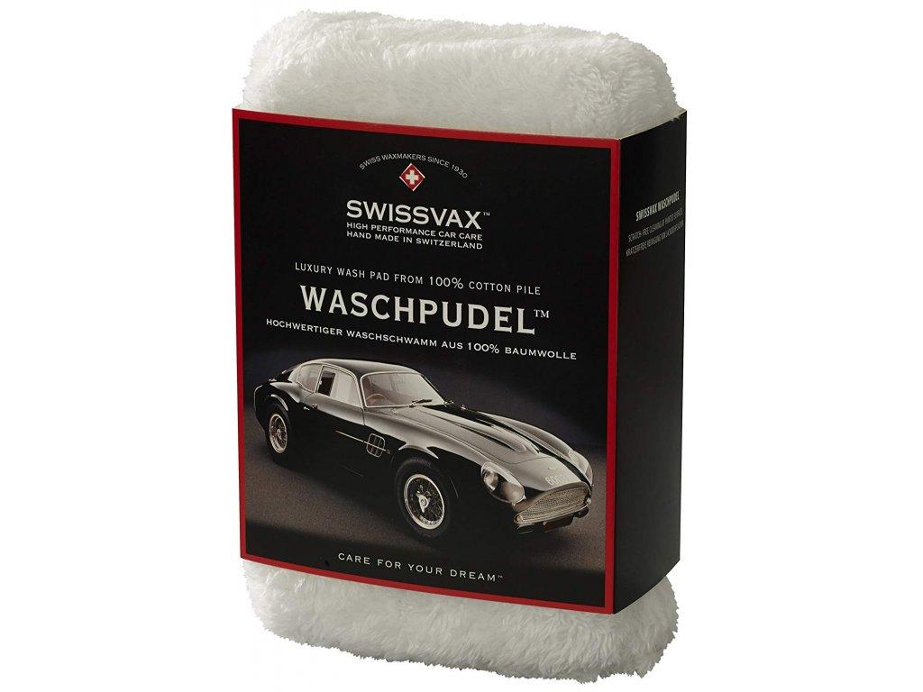 swissvax waschpudel soft